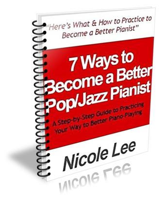 "Nicole Lee's ""7 Ways"" E-book"